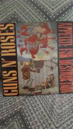 Vinil lp Guns n Roses Appetite for Destruction