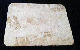Tampo de mármore Travertino