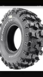 Vendo pneus aro 15 medida 31/10/5