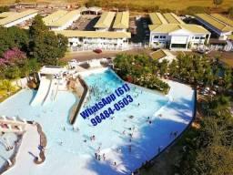 Lacqua di Roma Hotel em Caldas Novas Go com Parque Aquatico Flats com Cozinha
