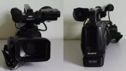 Filmadora Sony Hxr mc 2000 Ótimo Estado 2 Bateri FullHD