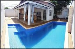 Casa 4 quartos, 219 m² c/ lazer na 603 Sul - Esquina