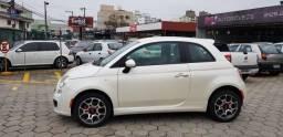 Fiat 500 2011/2012 1.4 sport air 16v gasolina 2p automático - 2012