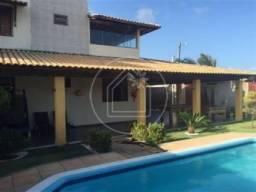 Casa à venda com 3 dormitórios em Redinha, Natal cod:758759