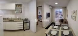 Apartamento Garden com 1 quartoà venda, 50 m² por R$ 351.000 - São Mateus - Juiz de Fora/M