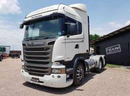 Caminhão Scania R440 Streamline Opticruise 2015 6x2 Trucado - 2015