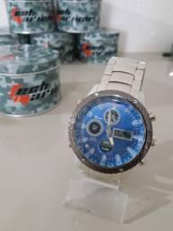 Relógio masculino tech mariner original promoção