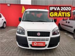 Fiat Doblo 1.8 mpi essence 16v flex 4p manual - 2019