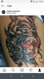 Tatuagem 70 reais