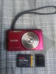 Câmera Kodak modelo m5350 Easy Share 16Mp