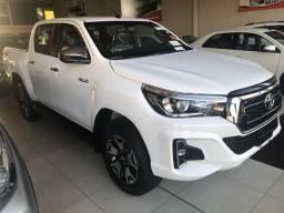 Hilux SRX 4x4 2.8 Diesel. 0 km EMPLACADA!! Top de linha! - 2019