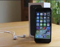 IPhone 7 preto mate 32GB zero