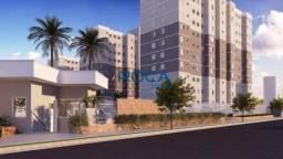 Apartamento à venda com 2 dormitórios em Recreio são judas tadeu, São carlos cod:19424