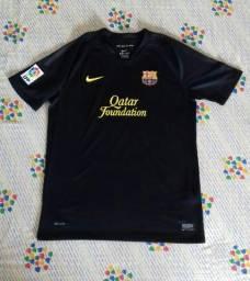 Camisa Barcelona temporada 2011 2012 tam. EG 8595537026fee