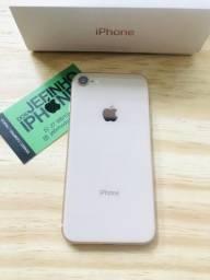 IPhone 8 64gb Dourado Muito novo