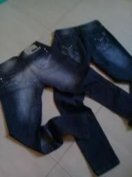 11 Peças- Jeans Feminino