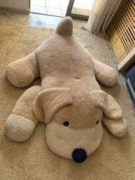 Cachorro Gigante de Pelúcia 1,50 metros