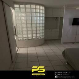 Apartamento com 3 dormitórios à venda, 73 m² por R$ 400.000 - Tambaú - João Pessoa/PB