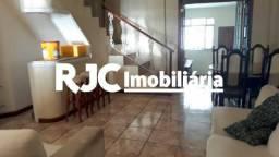 Casa à venda com 3 dormitórios em Santa teresa, Rio de janeiro cod:MBCA30222