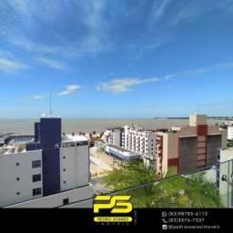Título do anúncio: Flat com 1 dormitório para alugar, 35 m² por R$ 3.000,00/mês - Cabo Branco - João Pessoa/P
