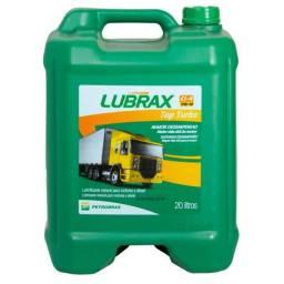 Promoção óleo lubrificante Petrobras Lubrax Top Turbo 15W40 CI-4 mineral balde 20 litros