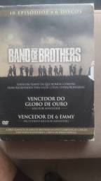 Série Band of Brothers completa.