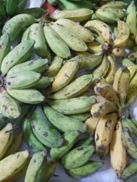 Bananas naturais