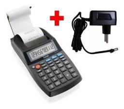 Calculadora Elgin Compacta Com Bobina 12 Dígitos Ma-5111 com Font