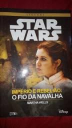 Livro Star Wars Império e Rebelião