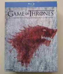 Game of Thrones - 1º e 2º Temporada