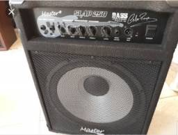 Cubo top semi novo master 250 watts
