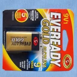 Bateria 9v - Eveready Alcalina