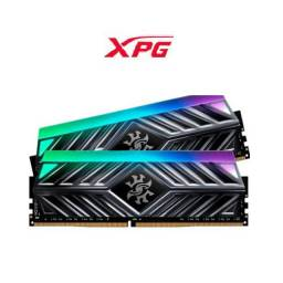 Memória Ram Gamer XPG, RGB 8GB 3000MHz DDR4 CL16