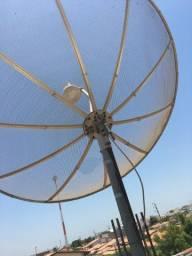 Antena+receptor Century BR2014S funcionando perfeitamente