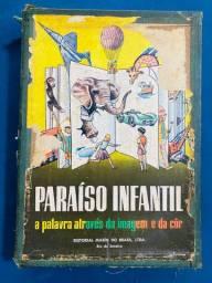Enciclopédia Paraíso Infantil - 1960