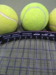 Raquete babolat de tênis profissional