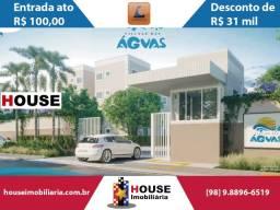 Village das Águas, apartamento na Forquilha* 2 quartos. Lançamento Canous