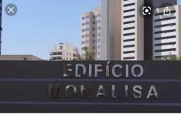 Ed.Monalisa Móbiliado 86m2 - 3/4 ótima localização