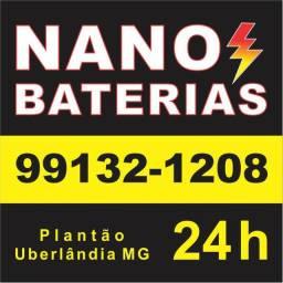 Bateria Automotiva - PLANTÃO no Domingo!!!
