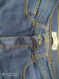 Calça masculina jeans 42