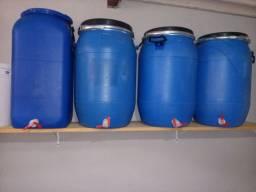 Equipamentos cervejeiro artesanal - 60 litros.
