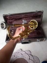 Trompete Yamaha ytr2335 Si b