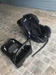 Bebê conforto com suporte para carro Safety 1st