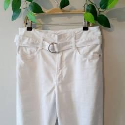 Calça jeans branca - 36