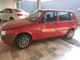 Fiat Uno Mille Fire CHAPOLIM - NÃO TEM AR*