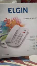 Telefone de mesa analógico Elgin