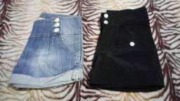 Shorts femininos