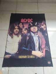 Bandeira de banda ACDC