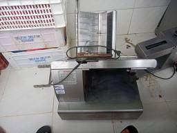Fatiador de frios elétrico lamina250mm automático BerMar