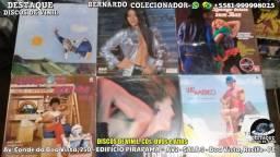 Visite-nos Sem Compromisso, Discos de Vinil, CDs e DVDs - Destaque Discos de Vinil